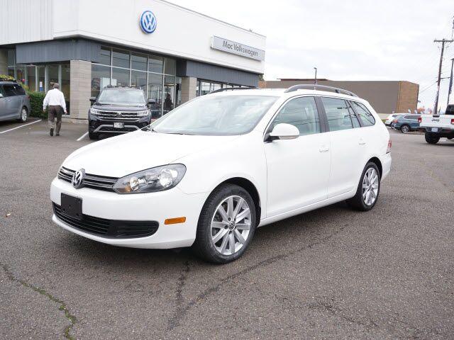 2012 Volkswagen Jetta TDI w/Sunroof McMinnville OR