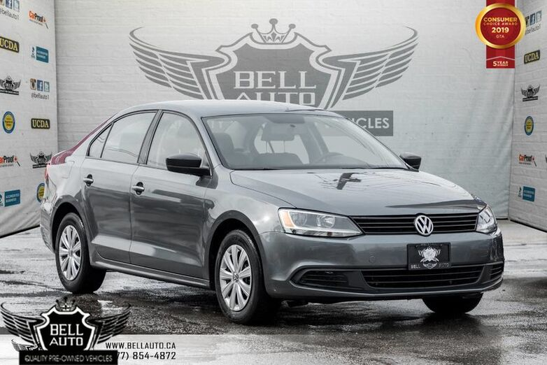 2012 Volkswagen Jetta Trendline, CD PLAYER, HEATED SEAT, HEATED MIRROR Toronto ON