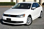 2012 Volkswagen Jetta w/ LEATHER SEATS
