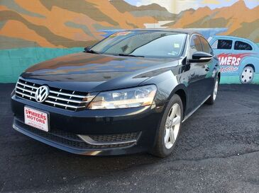 2012_Volkswagen_Passat_2.0L TDI SE AT_ Saint Joseph MO
