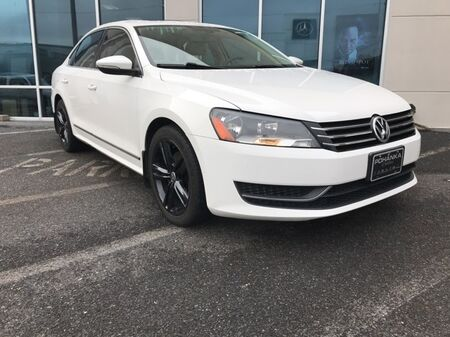 2012_Volkswagen_Passat_2.5 SE ** 1 OWNER ** GUARANTEED FINANCING **_ Salisbury MD