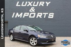 2012_Volkswagen_Passat_2.5 SE_ Leavenworth KS
