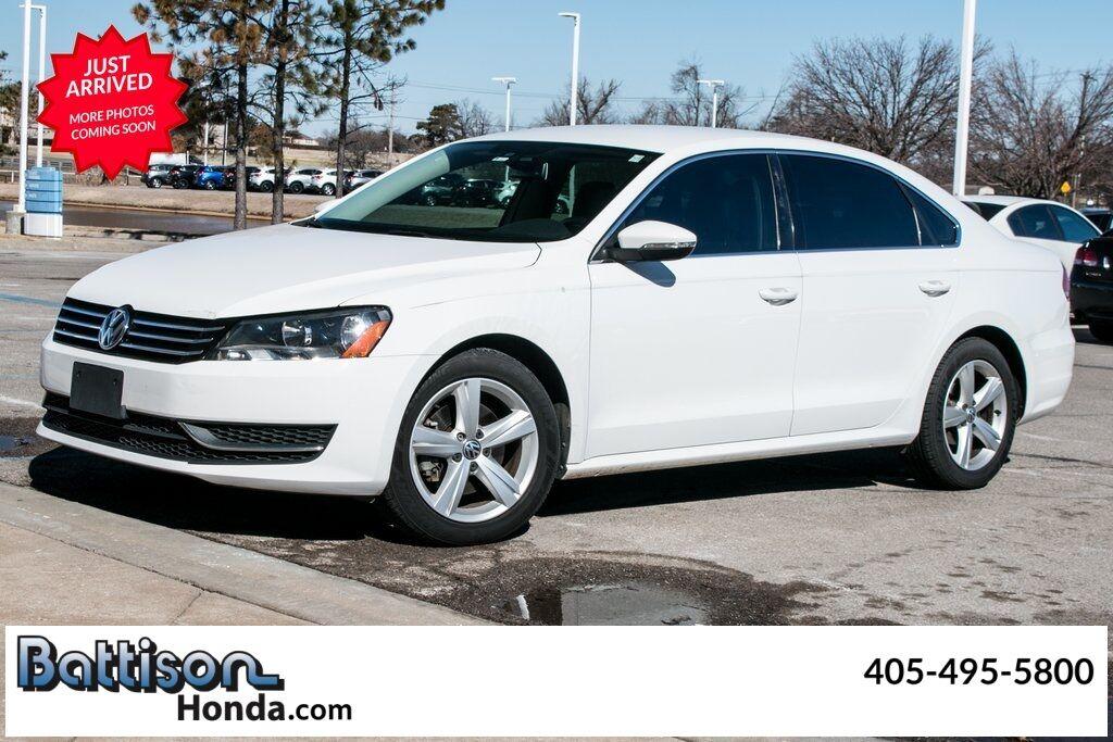 2012_Volkswagen_Passat_2.5 SE_ Oklahoma City OK