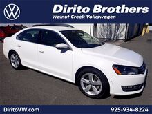 2012_Volkswagen_Passat_2.5 SE_ Walnut Creek CA