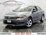 2012 Volkswagen Passat 2.5L Engine SE w/ Sunroof, Heated Leather Seats, Bluetooth Conne