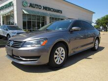 2012_Volkswagen_Passat_2.5L S,Cloth Interior,CD Player,Keyless Entry_ Plano TX