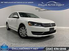 2012_Volkswagen_Passat_S_ Carrollton  TX