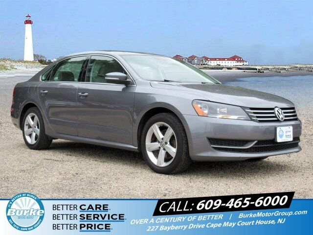 2012 Volkswagen Passat SE South Jersey NJ