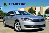 2012 Volkswagen Passat SE LEATHER, HEATED SEATS, BLUETOOTH, AND MUCH MORE!!!