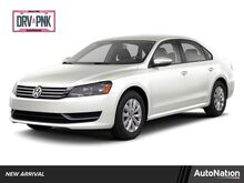 2012_Volkswagen_Passat_SE w/Sunroof_ Houston TX