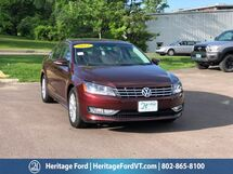2012 Volkswagen Passat SEL South Burlington VT