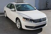2012 Volkswagen Passat TDI 2.0L Turbo Diesel SE Sunroof 43 mpg Warranty