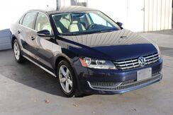 2012_Volkswagen_Passat_TDI 2.0L Turbo Diesel SE Sunroof 43 mpg Warranty_ Knoxville TN
