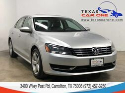 2012_Volkswagen_Passat_TDI SE AUTOMATIC SUNROOF LEATHER HEATED SEATS BLUETOOTH_ Carrollton TX