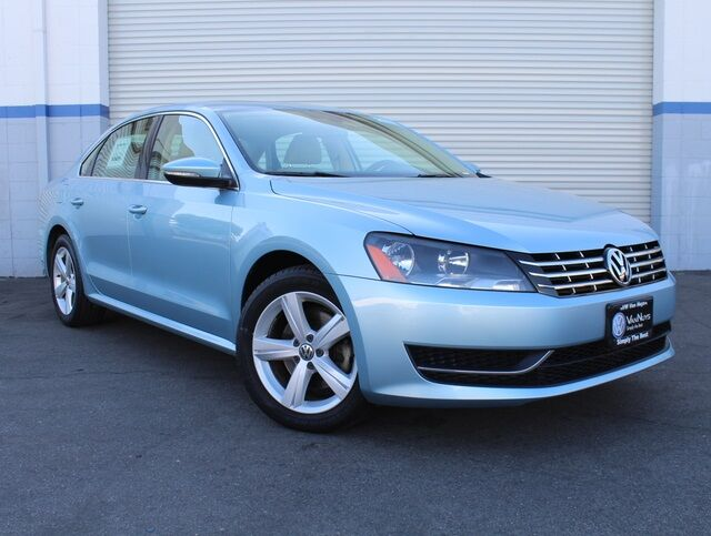 2012 Volkswagen Passat TDI SE City of Industry CA