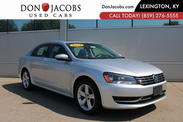 2012 Volkswagen Passat TDI SE Lexington KY