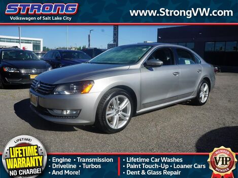 2012_Volkswagen_Passat_TDI SE_ Salt Lake City UT