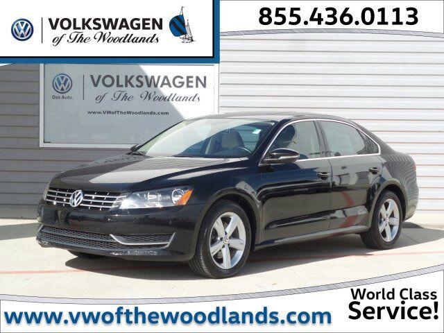 2012 Volkswagen Passat TDI SE The Woodlands TX