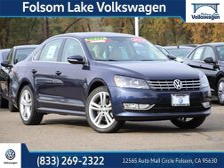 2012_Volkswagen_Passat_TDI SEL Premium_ Folsom CA