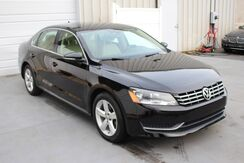 2012_Volkswagen_Passat_TDI Turbo Diesel SE Sunroof 43 mpg_ Knoxville TN