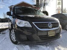 2012_Volkswagen_Routan_S-62Wk-Cruise-Bluetooth-AUX-StowNgo-RearClimate_ London ON