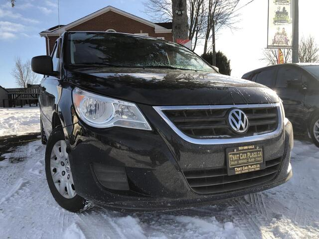 2012 Volkswagen Routan S-62Wk-Cruise-Bluetooth-AUX-StowNgo-RearClimate London ON