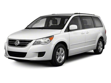 2012 Volkswagen Routan SE with RSE Longview TX
