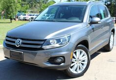 2012_Volkswagen_Tiguan_S - w/ LEATHER SEATS & ROOF RACK_ Lilburn GA