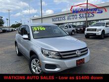 2012_Volkswagen_Tiguan_S_ Jackson MS