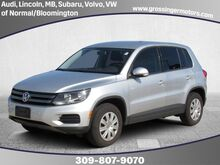2012_Volkswagen_Tiguan_S_ Normal IL