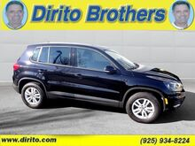 2012_Volkswagen_Tiguan_SE_ Walnut Creek CA