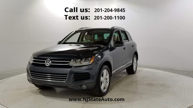 2012 Volkswagen Touareg 4dr TDI Lux Jersey City NJ