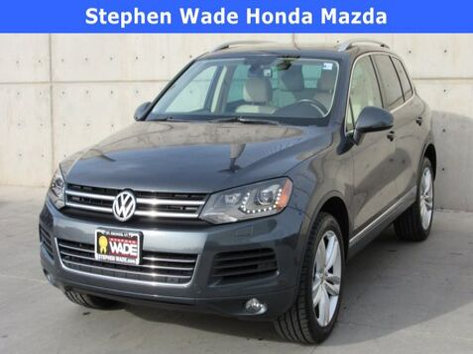2012_Volkswagen_Touareg_Exec_ St George UT