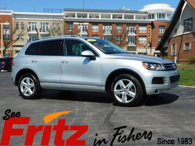 2012 Volkswagen Touareg Lux Fishers IN