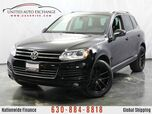 2012 Volkswagen Touareg Lux TDI DIESEL ENGINE / AWD / Panoramic Sunroof / Rear View Came