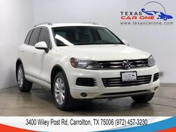 2012_Volkswagen_Touareg_SPORT 4MOTION TDI LEATHER HEATED SEATS BLUETOOTH POWER LIFTGATE_ Carrollton TX