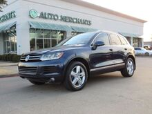2012_Volkswagen_Touareg_TDI Lux  AWD, LEATHER SEATS, NAVIGATION, BACKUP CAMERA, HEATED FRONT SEATS, PANORAMIC SUNROOF,_ Plano TX