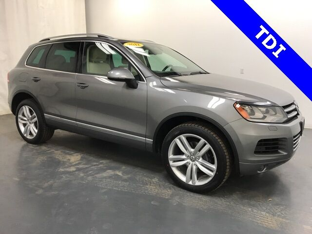 2012 Volkswagen Touareg V6 TDI Executive Holland MI