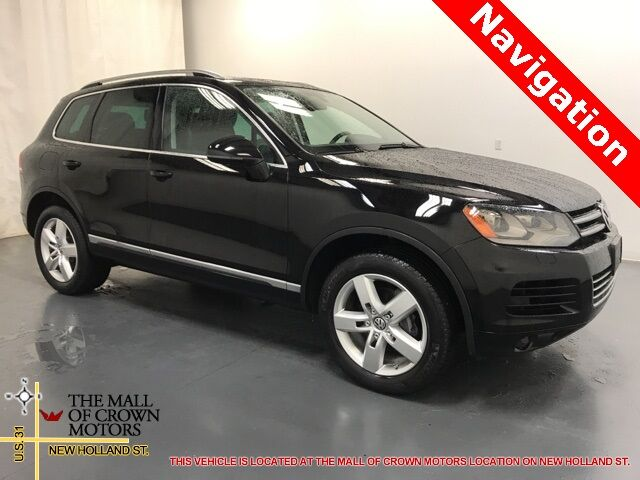 Used 2012 Volkswagen Touareg V6 Tdi Lux In Holland Mi