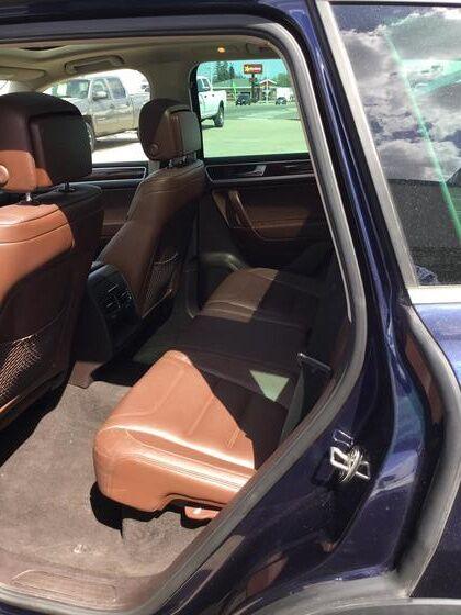 2012 Volkswagen touareg luxury Brainerd MN