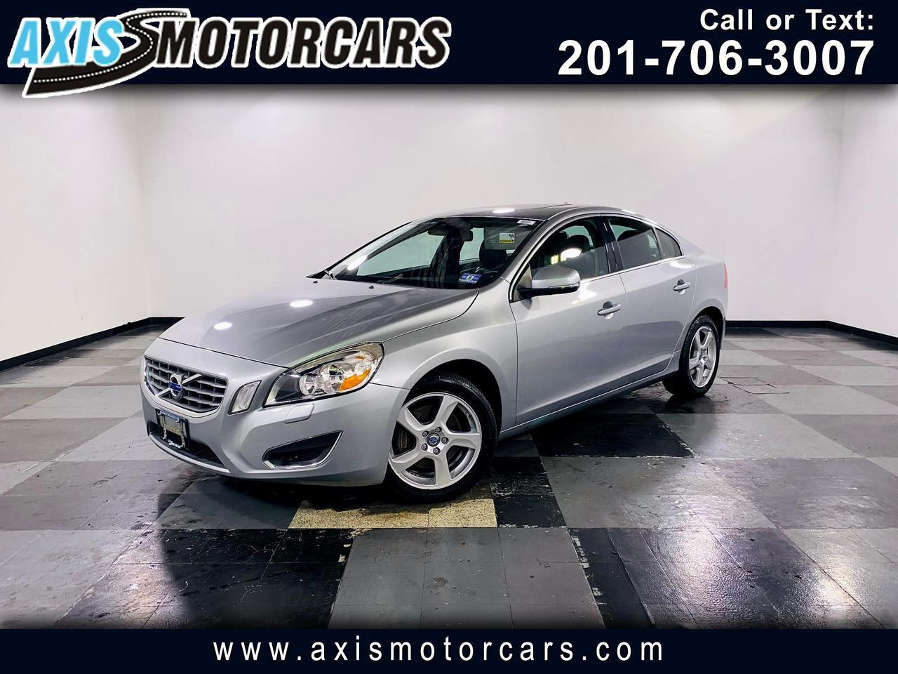 2012 Volvo S60 T5 4dr w/Sunroof Jersey City NJ