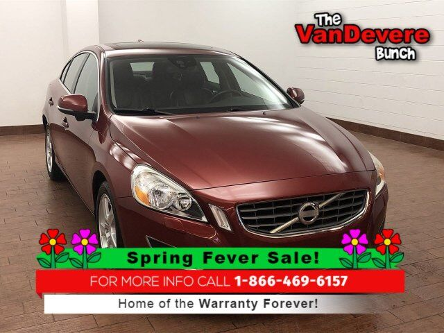 2012 Volvo S60 T5 Akron OH