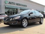 2012 Volvo S60 T5 LEATHER, BACKUP CAMERA, BLUETOOTH CONNECTIVITY, USB/AUX INPUT