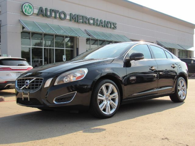 2012 Volvo S60 T5 LEATHER, BACKUP CAMERA, BLUETOOTH CONNECTIVITY, USB/AUX INPUT Plano TX