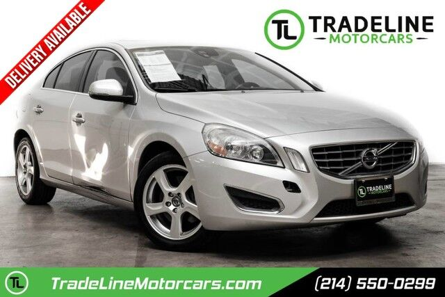 2012 Volvo S60 T5 LEATHER, BLUETOOTH, SUNROOF AND MUCH MORE!!! CARROLLTON TX