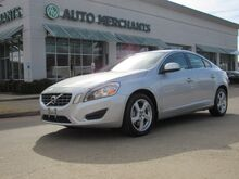 2012_Volvo_S60_T5 LEATHER SEATS, SUNROOF, STEERING WHEEL CONTROLS, PUSH BUTTON START_ Plano TX