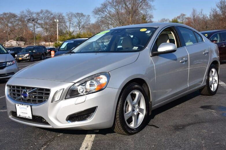 2012 Volvo S60 T5 Sedan Bay Shore NY