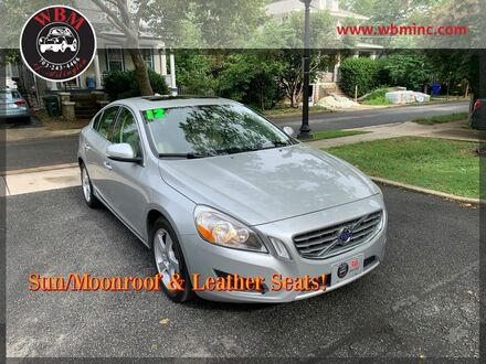 2012_Volvo_S60_T5 w/Moonroof_ Arlington VA
