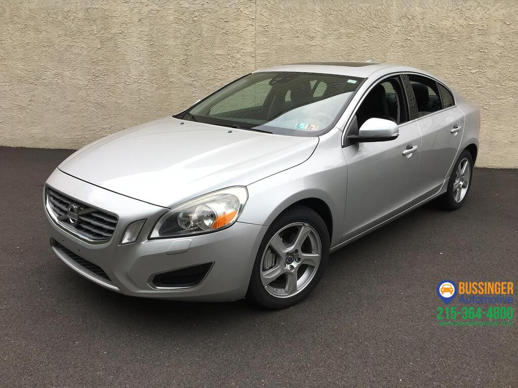 2012 Volvo S60 T5 w/ Moonroof Feasterville PA