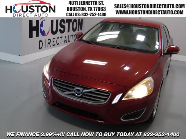 2012 Volvo S60 T5 Houston TX